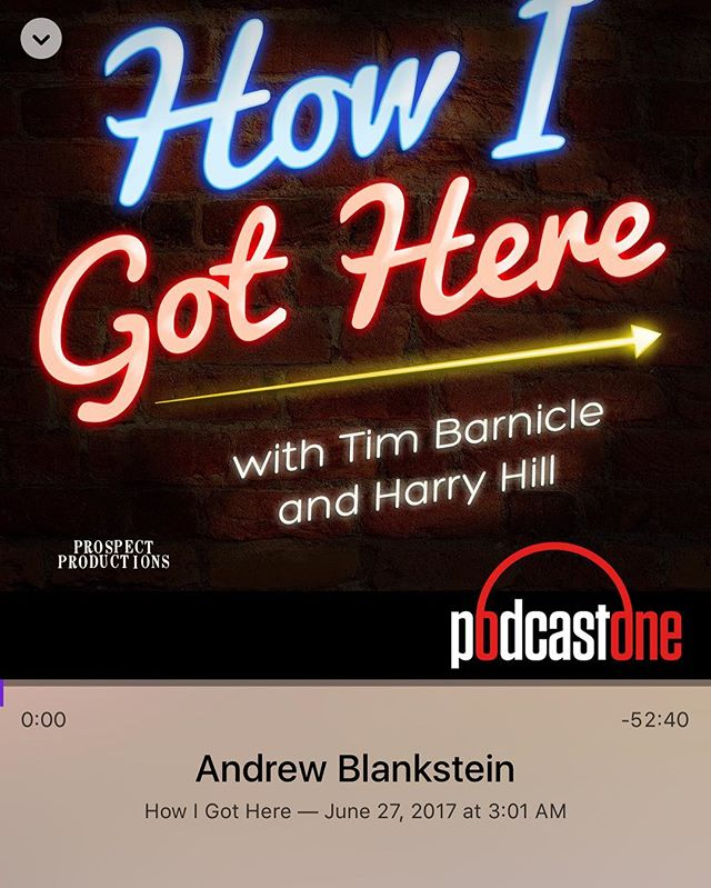 New Ep: Andrew Blankstein of @nbc in journalism, Los Angeles, and covering everything from the OJ saga to Britney Spears #linkinbio #journalist #journalism #podcast #HowIGotHere #LA #losangeles