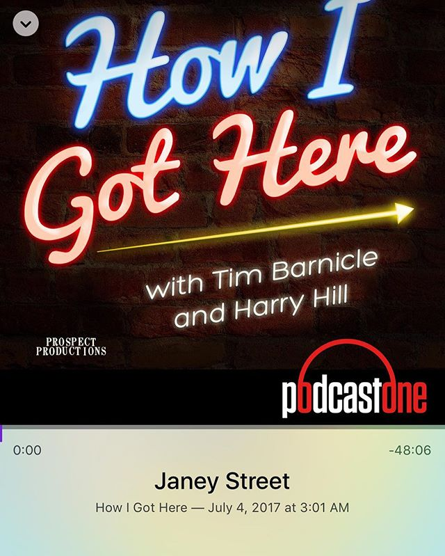 ICYMI: great new ep. with Janey Street @thejaneystreet. Tune in and check out her new album! #linkinbio #podcast #music #musician #HowIGotHere