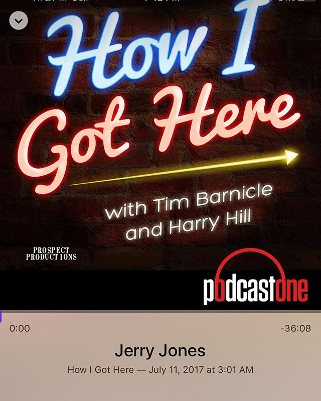 Start your week off right with Jerry Jones on How I Got Here, and as Jerry says, never stop daydreaming #cowboys #football #podcast #nfl #dallascowboys @dallascowboys #linkinbio #HowIGotHere #mondaymotivation