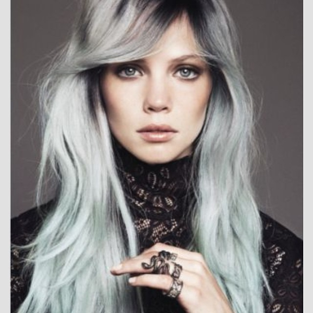 #hairinspo !!!!! All this sunshine is making me want #icecream 🍦🍦🍦🍦🍦 #pastelhair #pastelcolouredhair #washedout #faded #summer #iceblonde