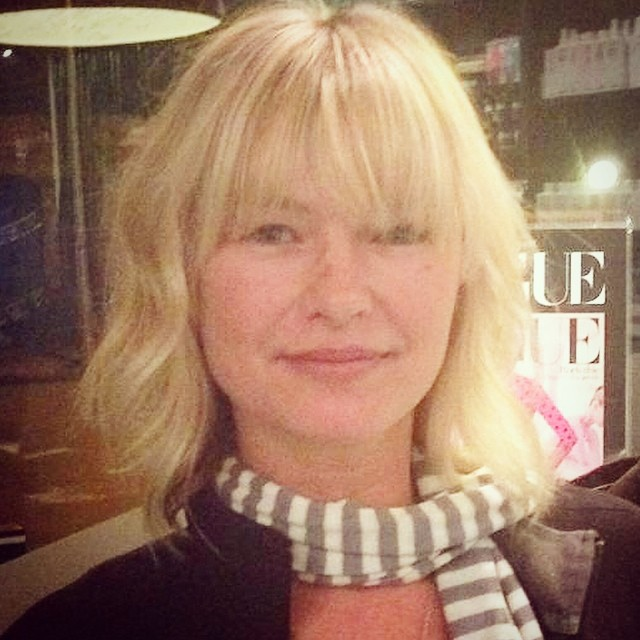 Love having a visit from the beautiful @jennyhayman blonde locks coloured by @oneejeffrey and hair cut by @hiippypunk 👌💃💃💥💥💥💥 (at La Boutique)
