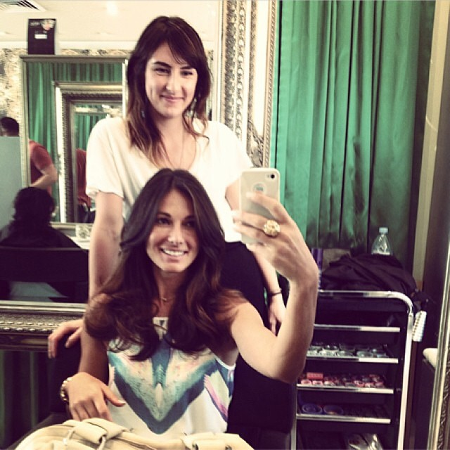 #love a #visit from #gorgeous @lauraandon #hair #cut #time with @jessemayfurlan