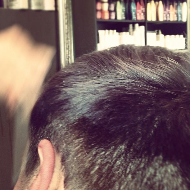 #hair #cut (Taken with Instagram)