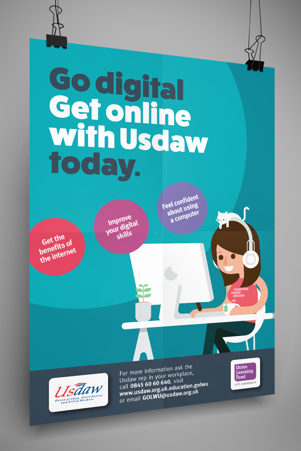 Usdaw Lifelong Learning  View work