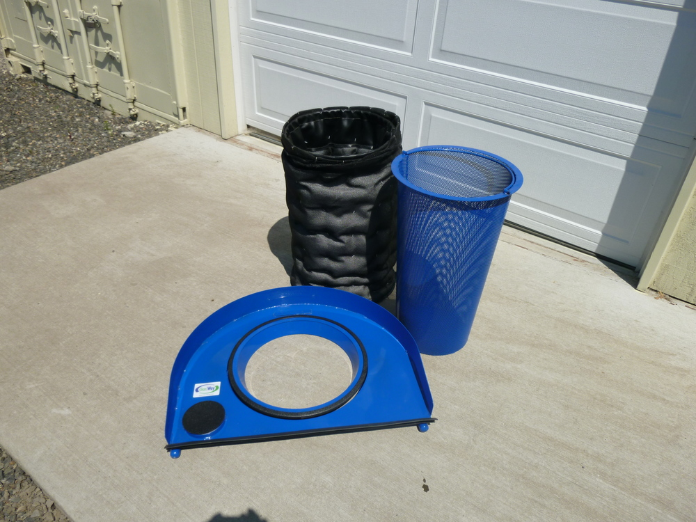 Curb Inlet filtration products