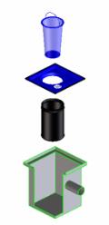 Catch Basin Insert Components