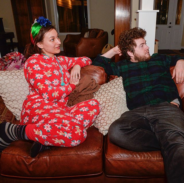 #tbt to when i had a mature and appropriate amount of christmas spirit ... 📷 westons dad mark