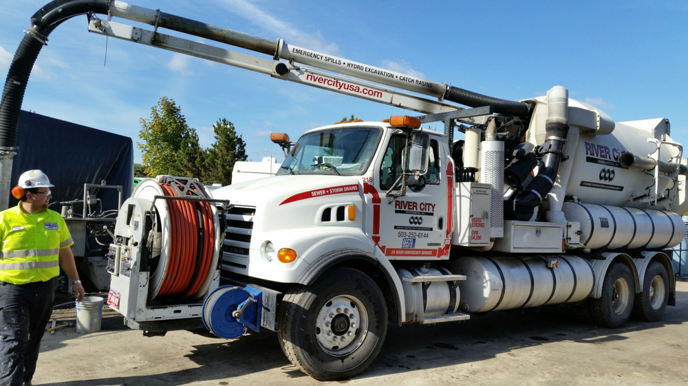 River City Environmental Vactor Pumping