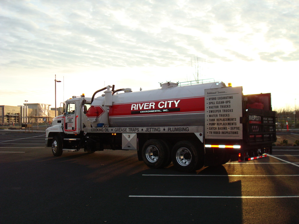 The River City Environmental team is ready to help you - 24/7