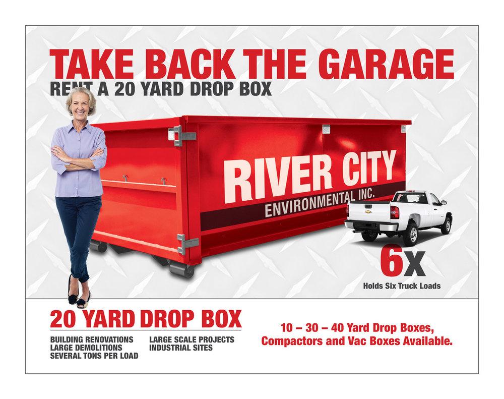 River City Environmental Drop Box