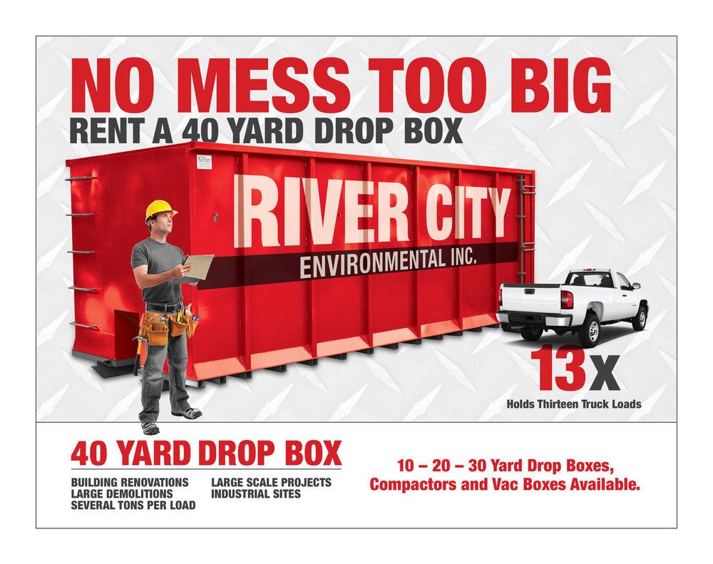 River City Environmental Roll Off