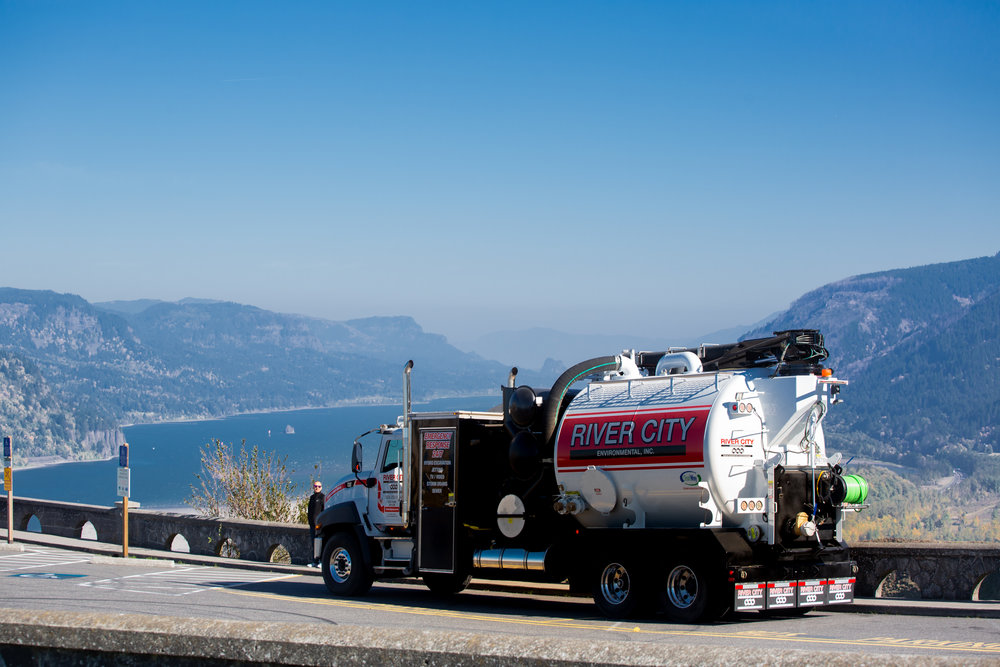 River City Environmental Septic and Sewer Service, Portland, Oregon