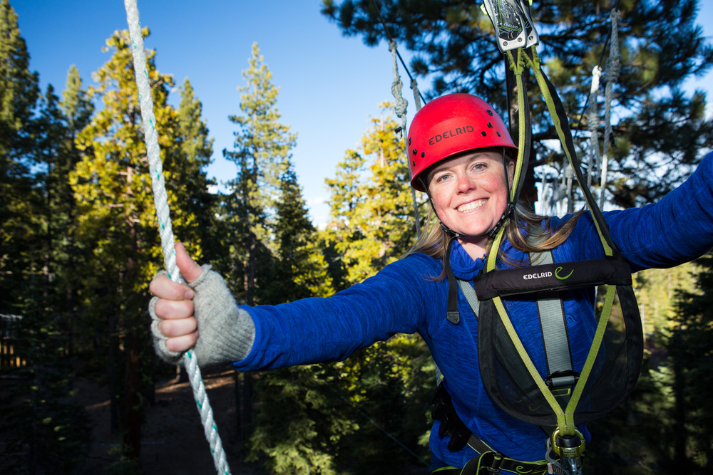 Tahoe TreeTop Adventure Park