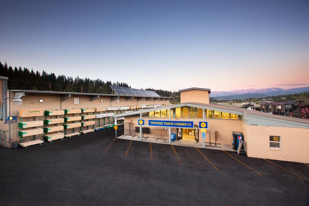 Truckee Tahoe Lumber