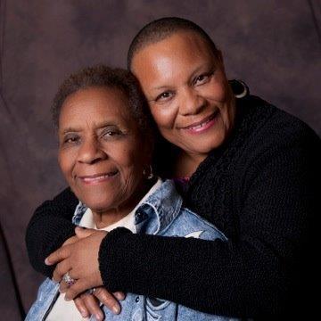 A mother & daughter team – Executive Director Virginia Peacock-Makkers & Artistic Programs Director Doreen Murray.