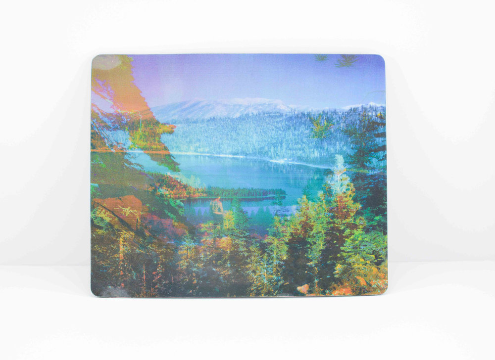 Morgan Blair,  Mousepad