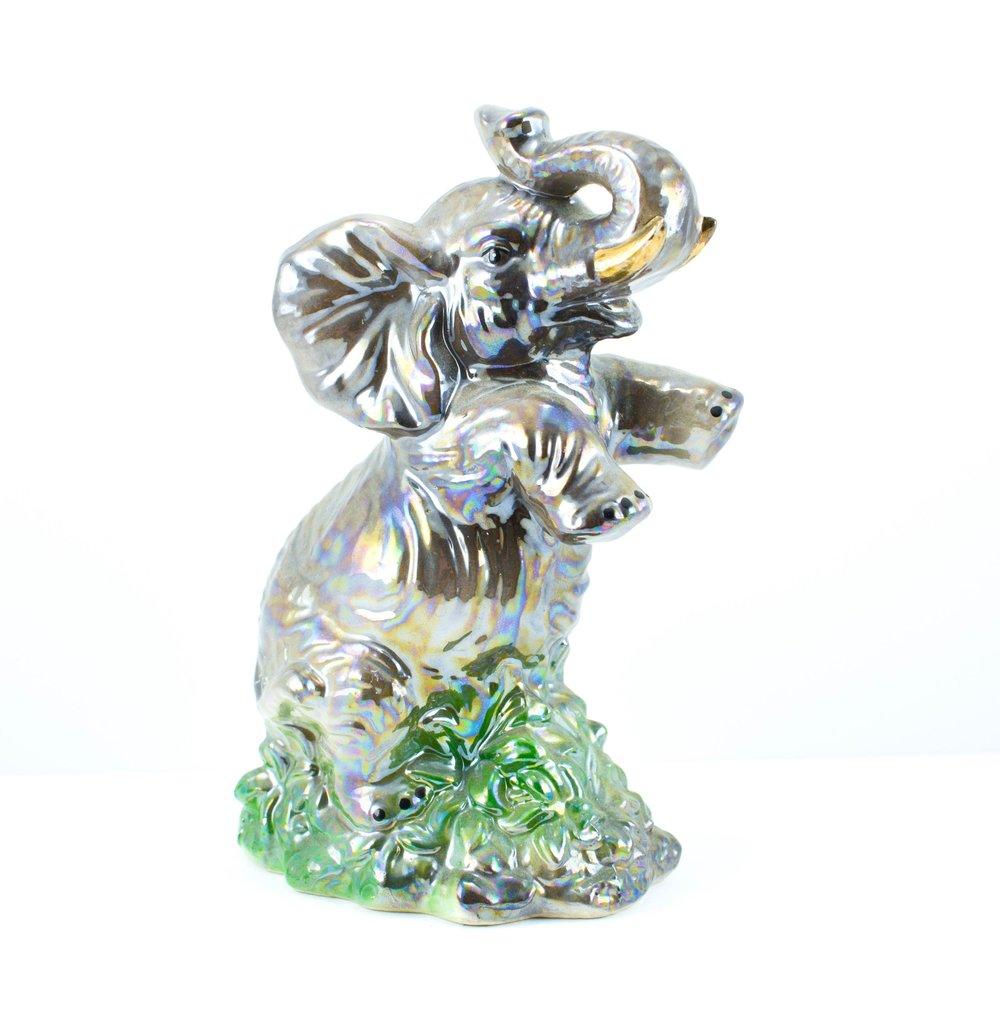 Maria Calandra,  Ceramic Elephant