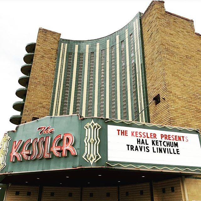 Dallas friends! Come on over to @kesslertheater tonight - 8:30pm