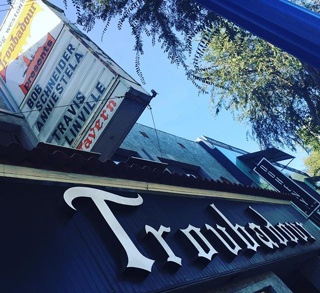 #losangeles #california  Back at the world famous @thetroubadour tonight w @bob_schneider_music and @anniestela - 8pm
