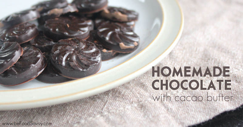 Homemade-chocolate