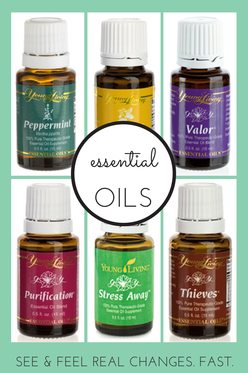 Essential Oils Food Savvy