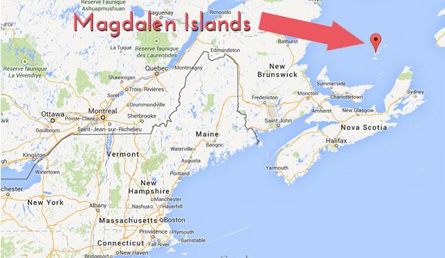 Magadalen-Islands