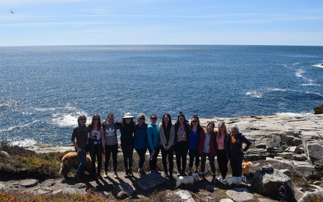 Heartventure, Duncan's Cove, NS- Group Shot!