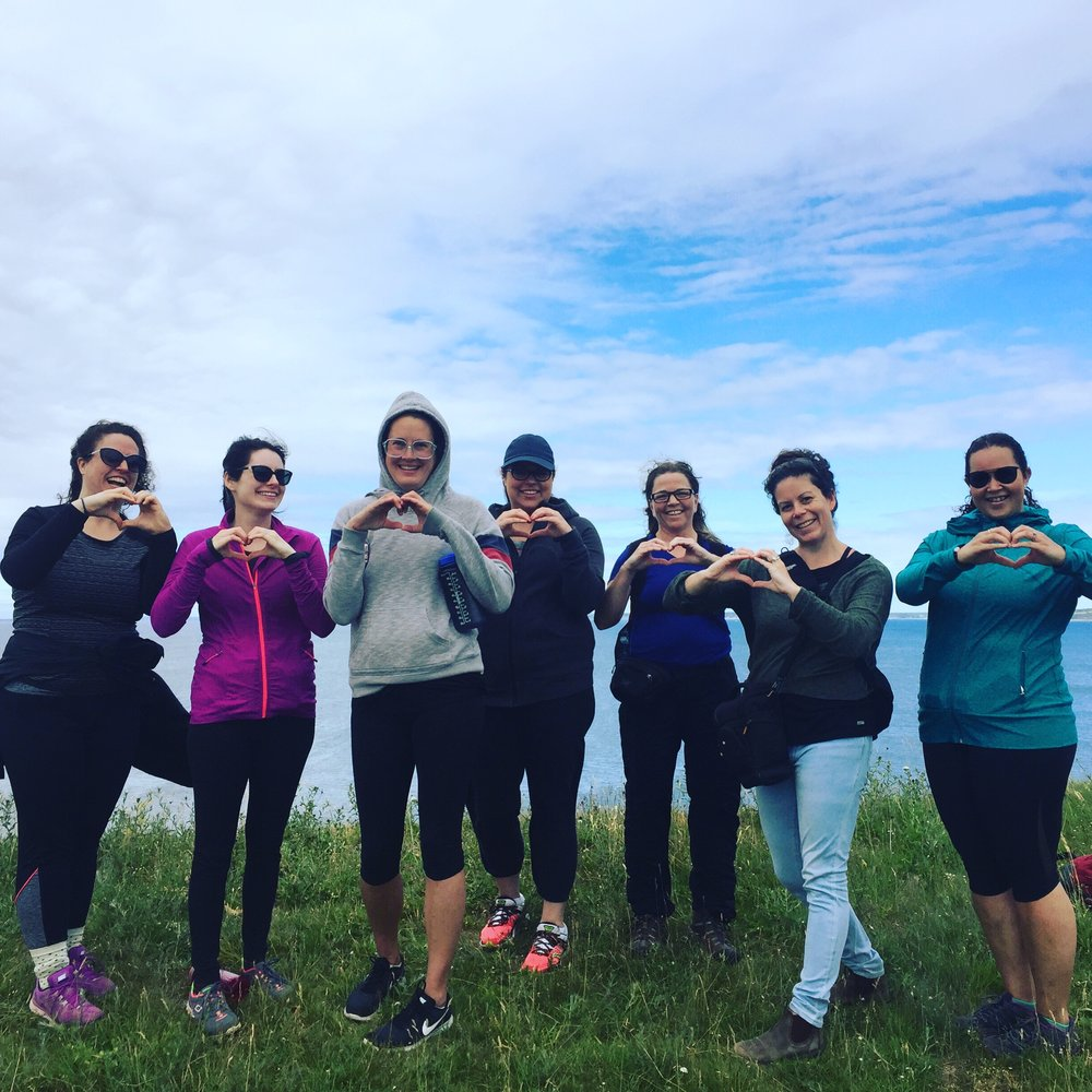 Heartventure, Lawrenetown Trails, NS- We've got HEART!