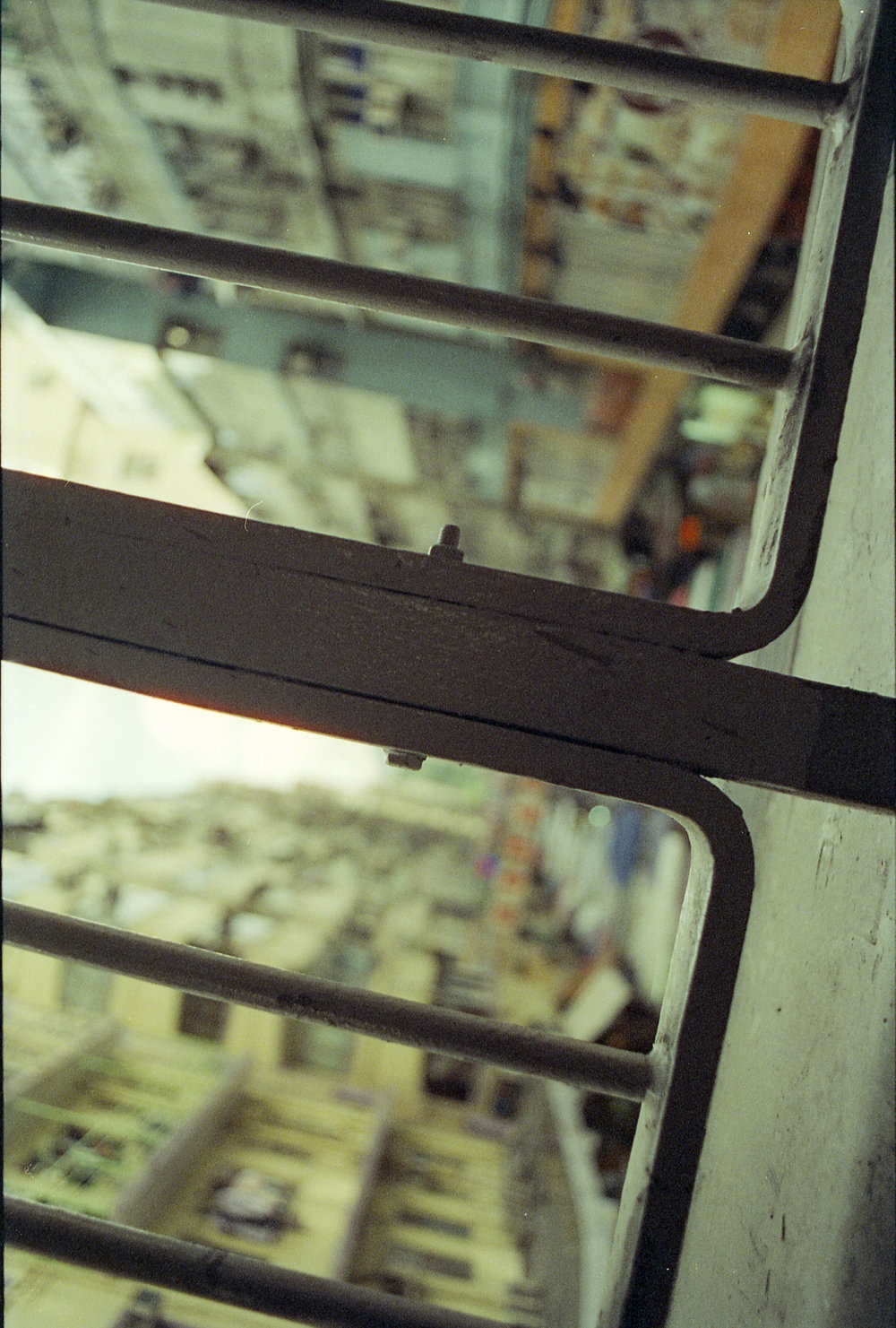 Shot on Cinestill 800T in Hong Kong.