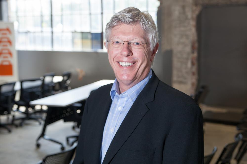 Lou McAlister, Entrepreneur-in-Residence
