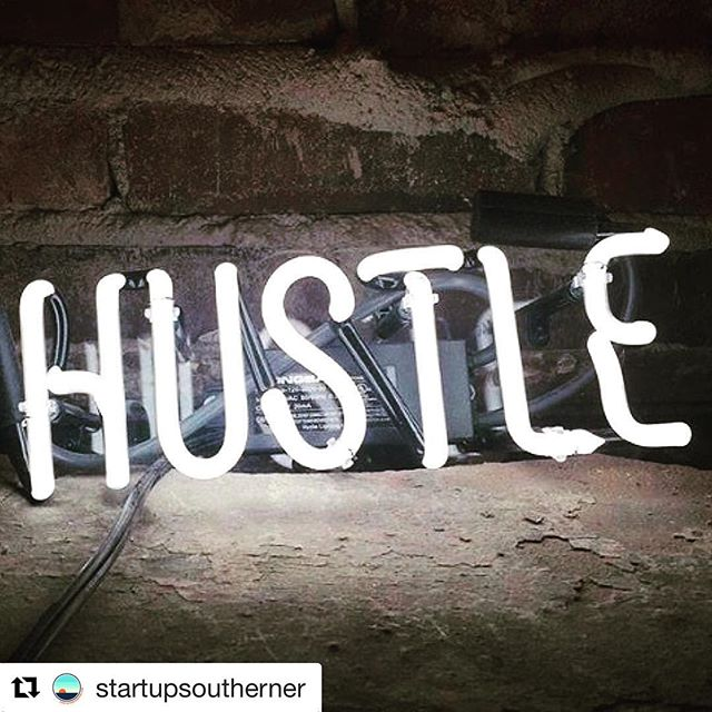 #Repost @startupsoutherner (@get_repost) ・・・ Hustling doesn't stop on the weekend. Go get it! #StartupYall #Repost @switchyards ・・・ hustle is doing shit, lots of shit, that produces results.