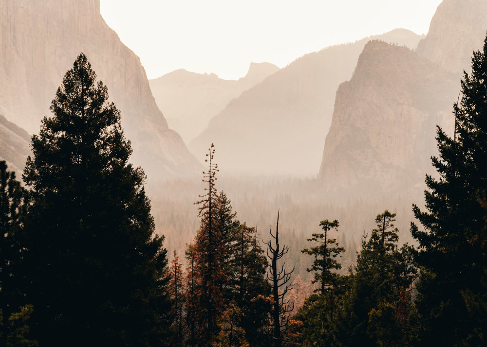 Yosemite Trips - Including Valley Classics and the Grand Traverse.