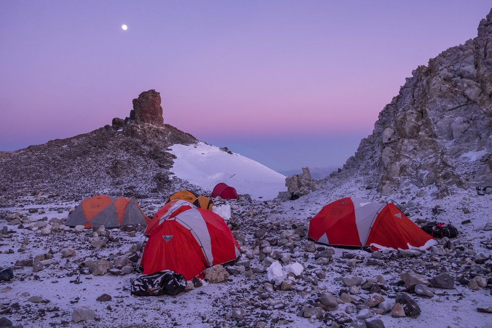 Mountaineering - Guided Expeditions and mountain clinincs.