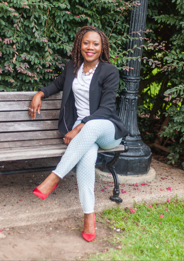 Dr. Erica L. James