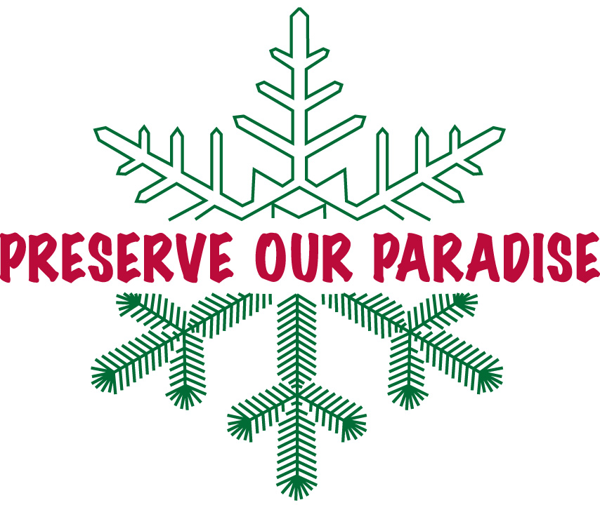 Preserve Our Paradise