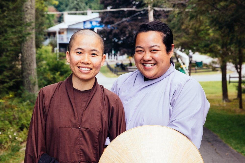 Global Monastic Support and Health Care - Funds support the Plum Village monastic community by covering costs for needs such as health care; immigration fees for monastics coming to the US; and technical, educational, training, and communication support for the worldwide monastic community. Learn More