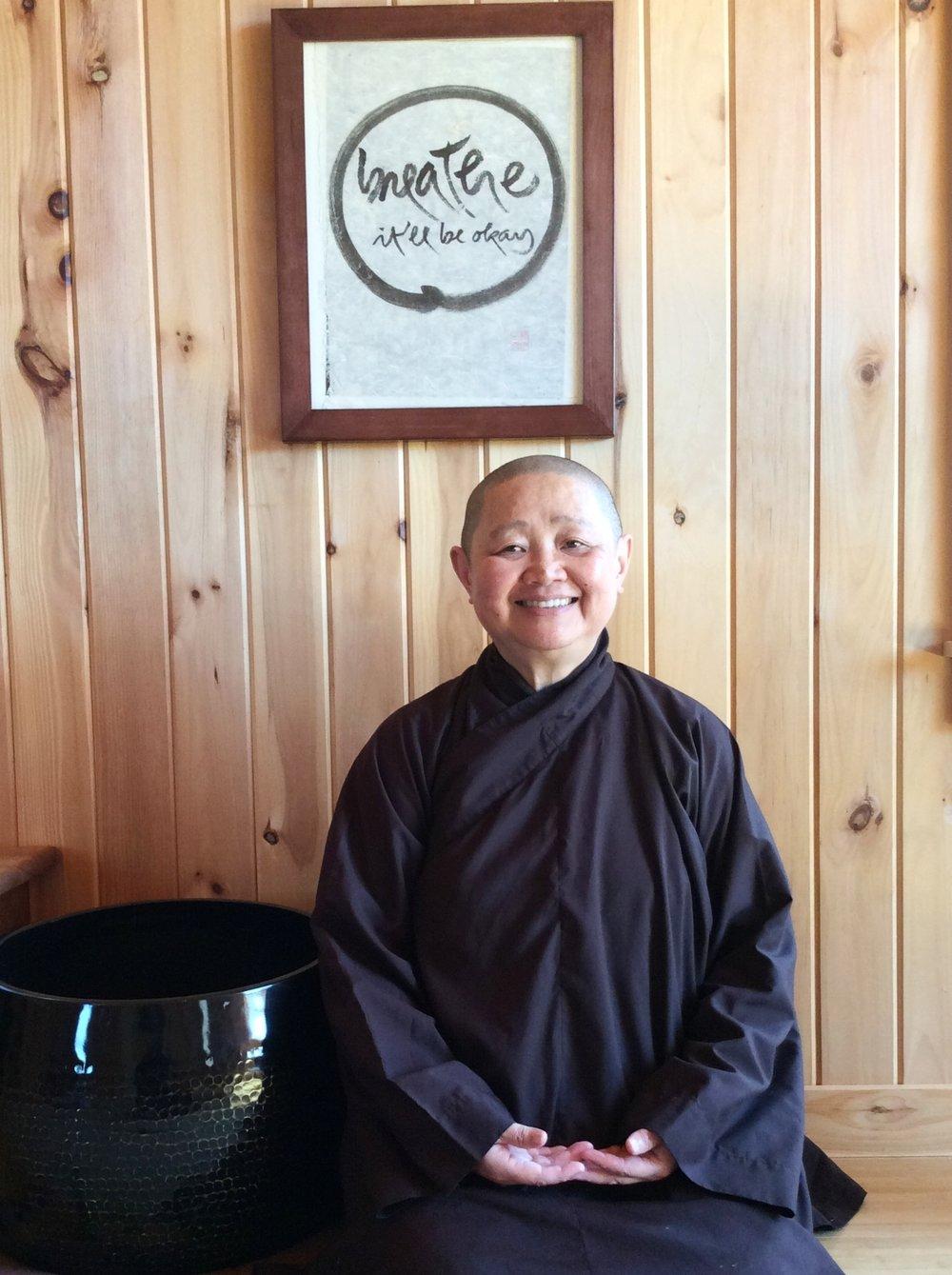 Sister Hoa Nghiem