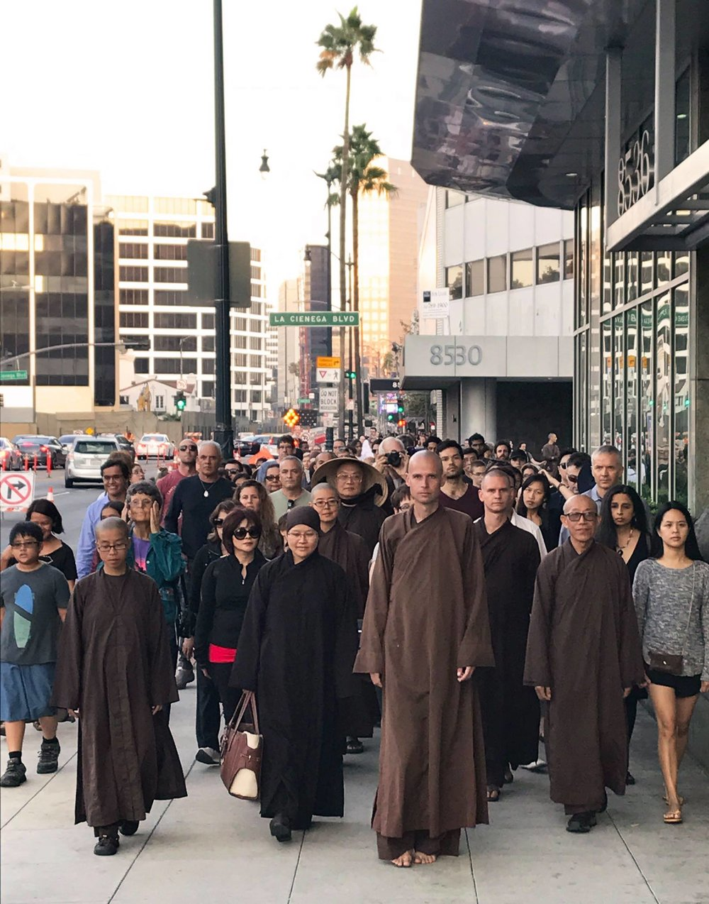 Walk With Me for Peace - Los Angeles