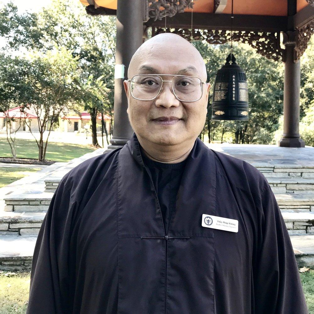 Brother Phap Khong -