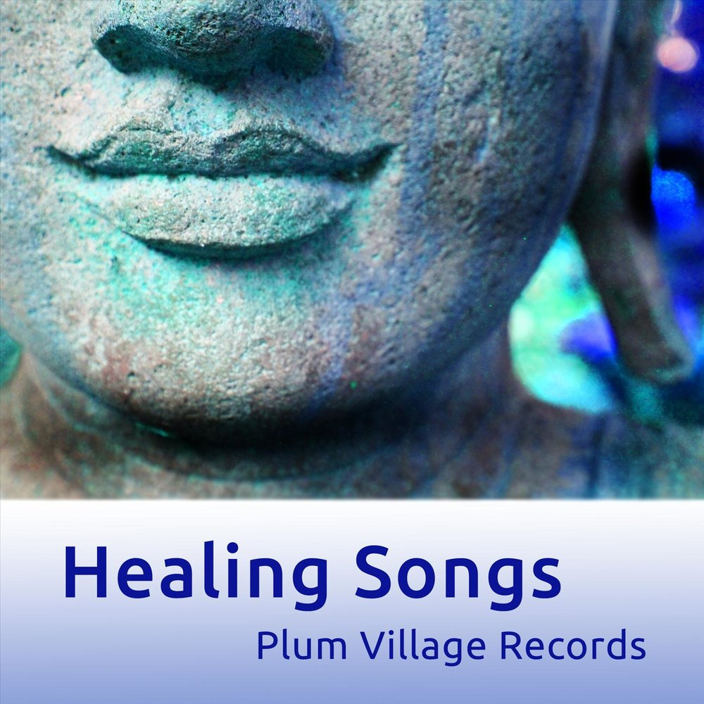"""Healing Songs  - Healing Songs is an album of original music from the Mahasangha released by Blue Cliff Monastery in 2015 including """"Wishless""""and """"Meditation on Breathing."""""""