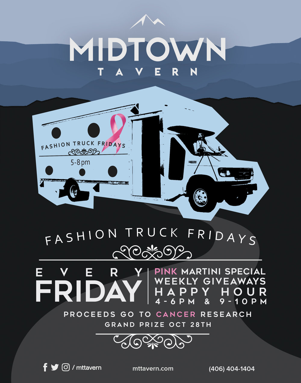 fashion truck fridays