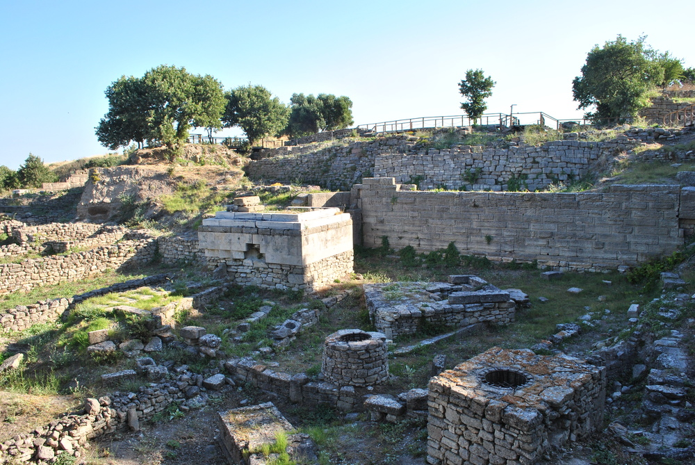 Ruins from Troia II
