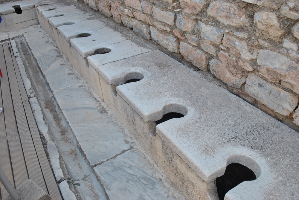 Latriana, The Public Toilets