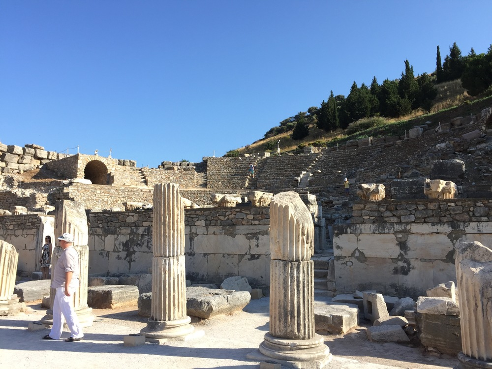 The Basilica Stoa