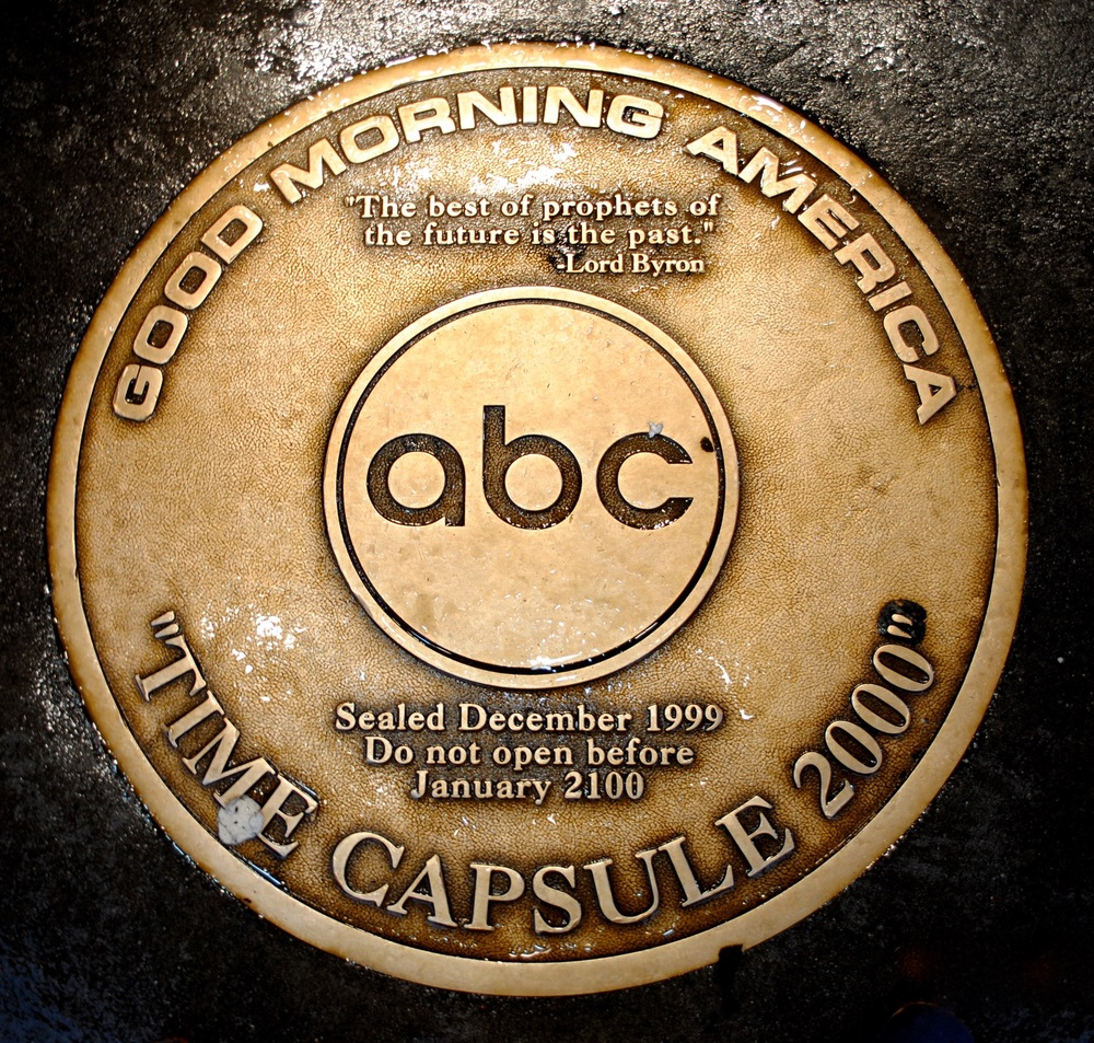 Good Morning America Time Capsule 2000