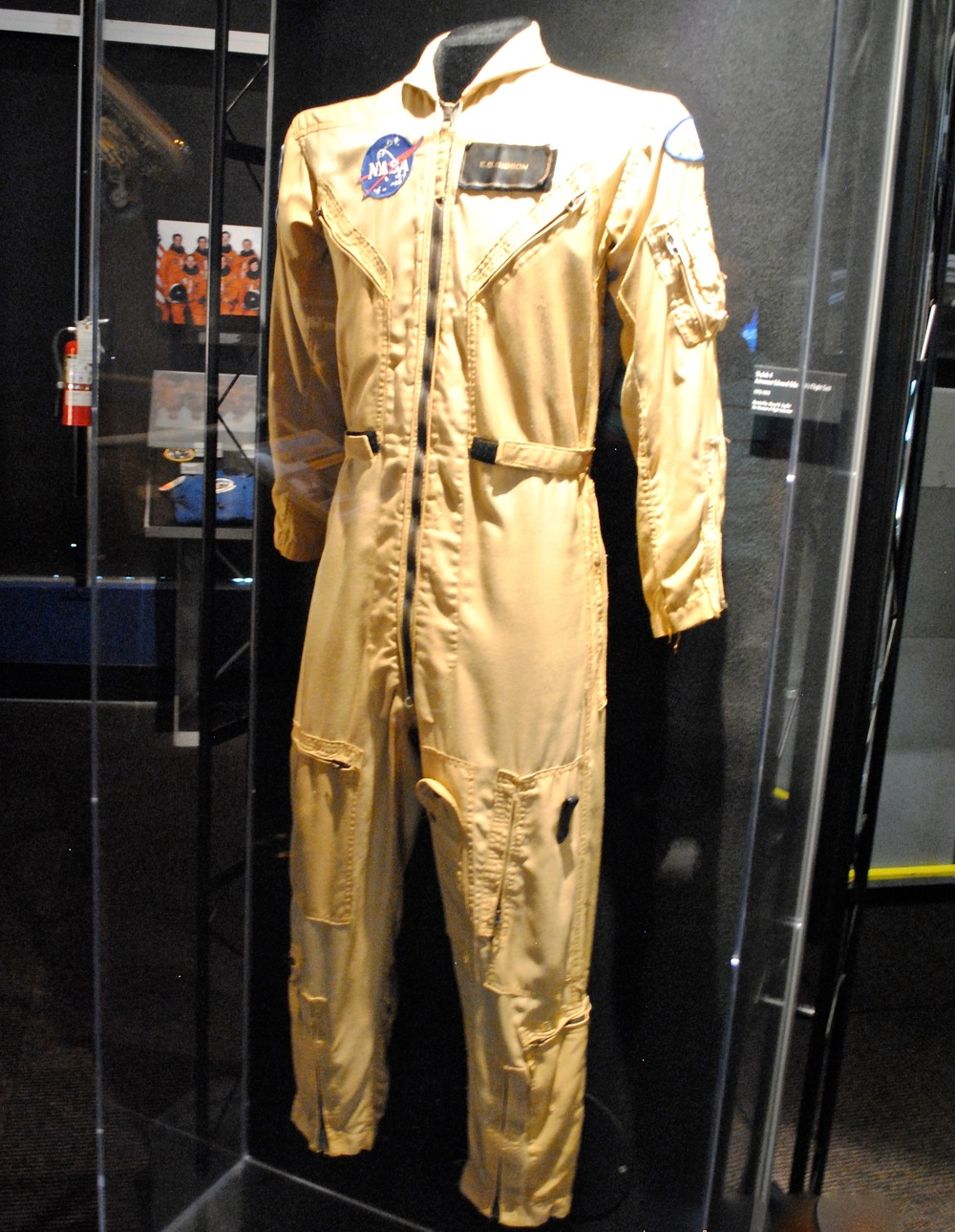 Crew coverall uniform