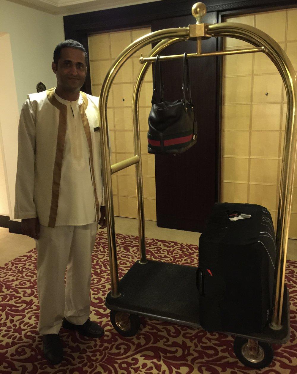 Al Husn Hotel - Bellman (Shangri-La Muscat)