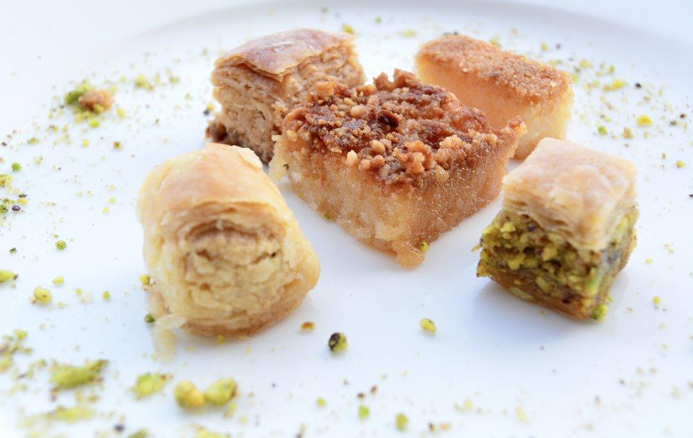Arabic Cakes (Shangri-La Muscat)