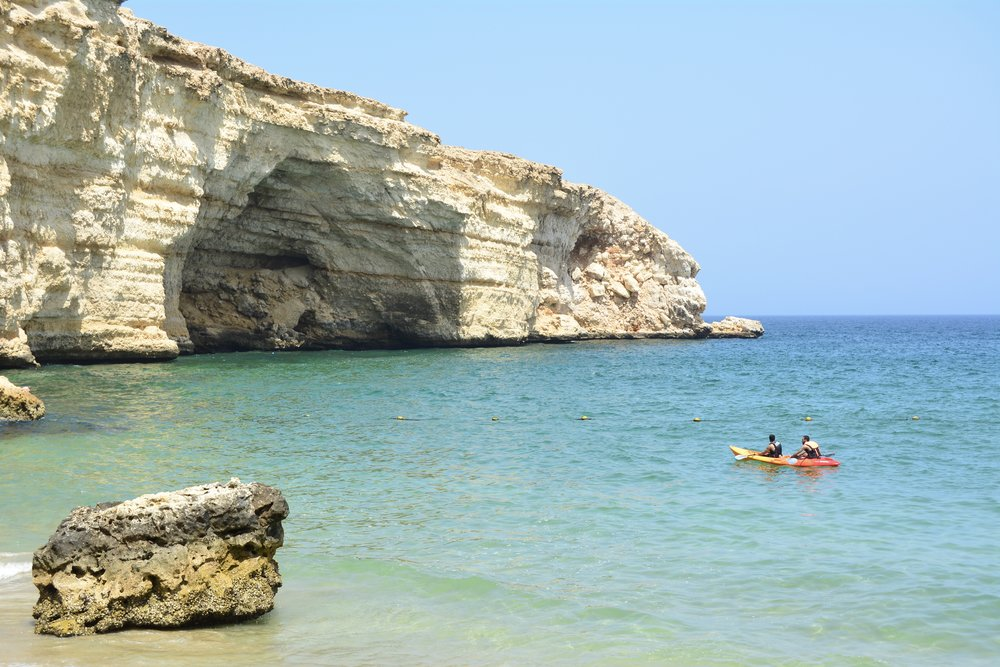 Al Husn Private Beach (Shangri-La Muscat)