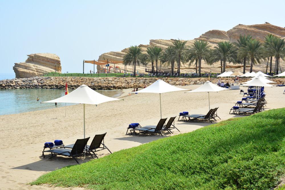Al Waha Beach (Shangri-La Muscat)